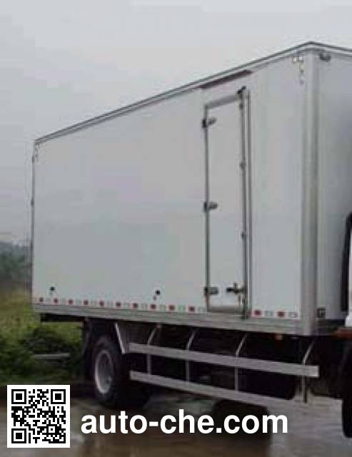 庆铃牌QL5160XLCARFRJ冷藏车