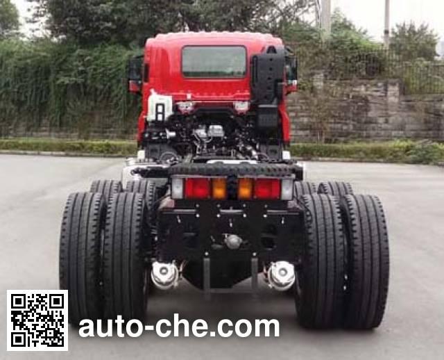 Isuzu QL5400GXFW2VCHY fire truck chassis