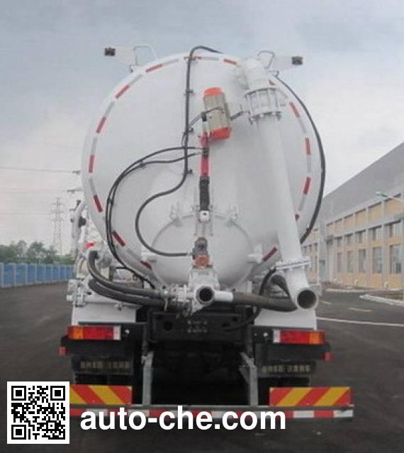 Hongda (Vimsome) QLC5250GXY industrial vacuum truck