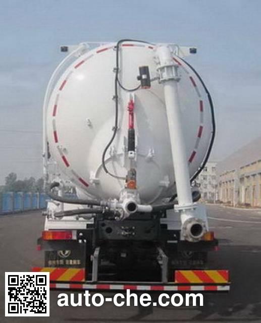 Hongda (Vimsome) QLC5251GXY industrial vacuum truck