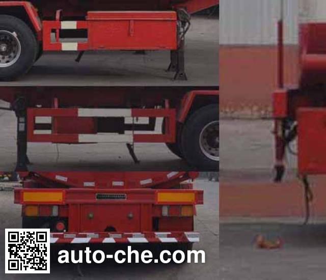 Qilin QLG9400GYY oil tank trailer