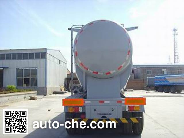 Qilin QLG9401GFL low-density bulk powder transport trailer