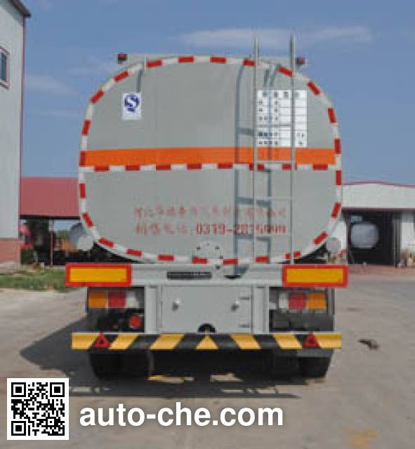 Qilin QLG9403GNY milk tank trailer