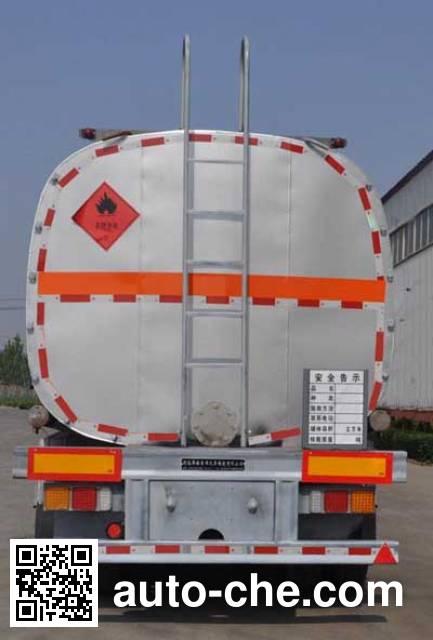 Qilin QLG9406GLY liquid asphalt transport tank trailer