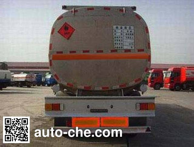 Qilin QLG9408GRY flammable liquid tank trailer