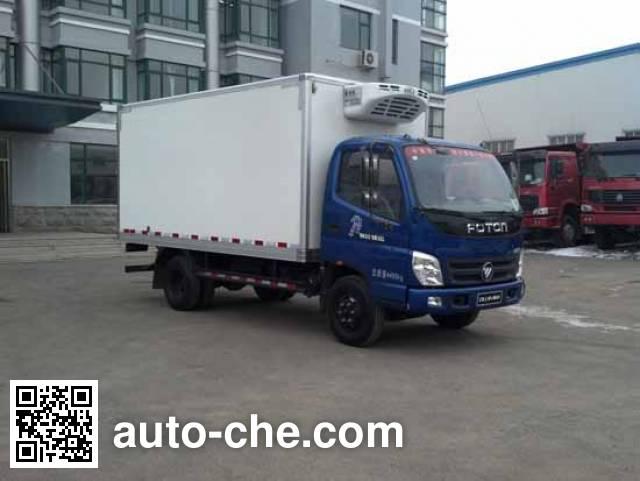 Qilong QLY5041XLC-1 refrigerated truck