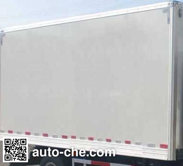 Qilong QLY5043XLC refrigerated truck