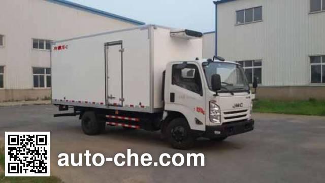 Qilong QLY5083XLC refrigerated truck