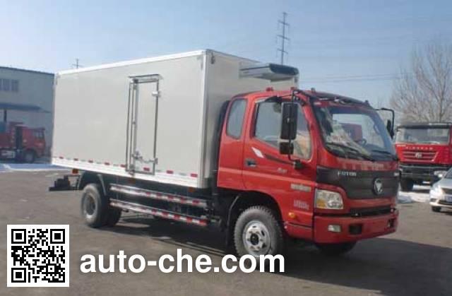 麒龙牌QLY5090XLC冷藏车