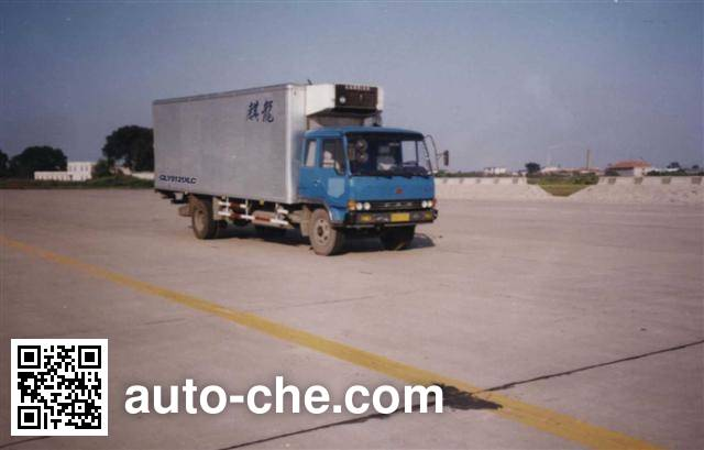 麒龙牌QLY5122XLC冷藏车