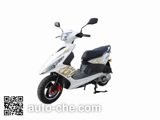 Qipai QP100T-B scooter