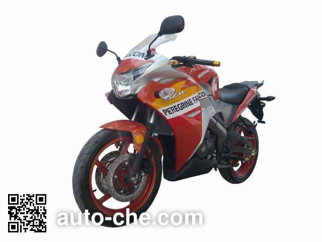 Qipai QP150-25B motorcycle