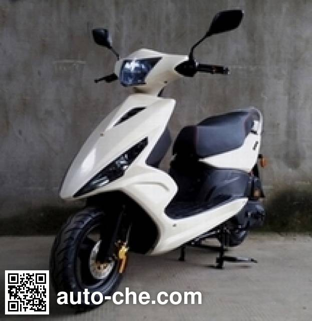 Qisheng QS100T-8C scooter