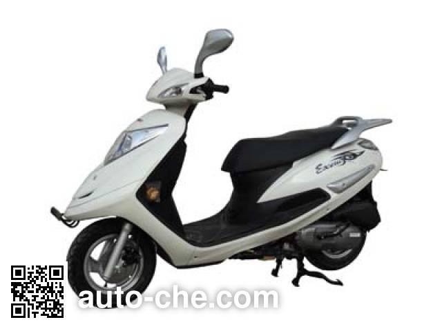 Qingqi Suzuki QS125T-4B scooter
