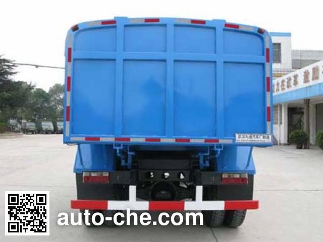 Jieli Qintai QT5090ZLJD3 мусоровоз с герметичным кузовом
