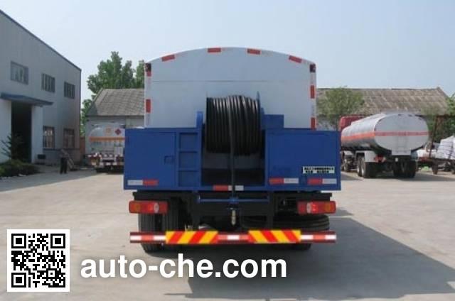 琴台牌QT5140GQXTJ3高压清洗车