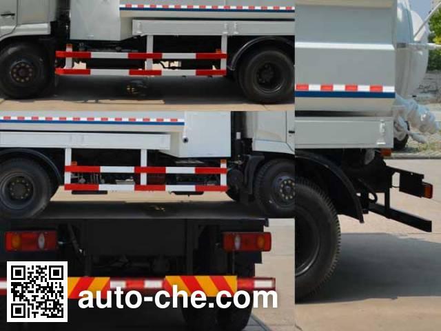 Jieli Qintai QT5160GQW sewer flusher and suction truck