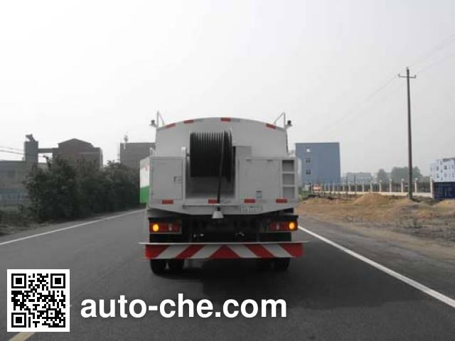 琴台牌QT5160GQXAC3高压清洗车