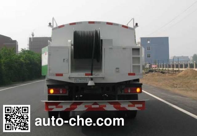 琴台牌QT5160GQXFC3高压清洗车