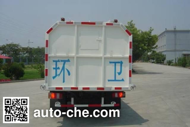 Saigeer QTH5050ZCZ side-loading garbage truck