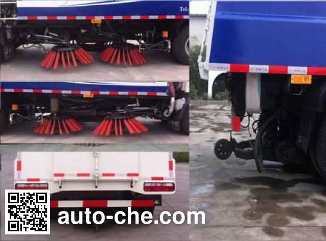 Saigeer QTH5072TXS street sweeper truck