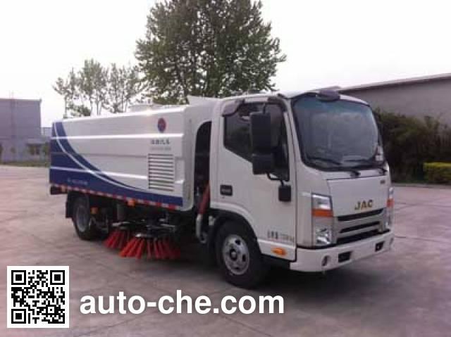 赛哥尔牌QTH5072TXS洗扫车