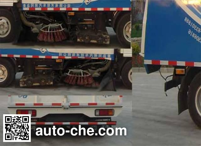赛哥尔牌QTH5074TSL扫路车