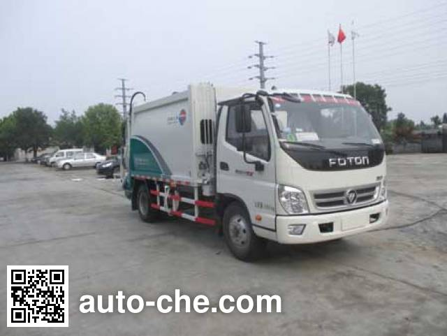 Saigeer QTH5089ZYS garbage compactor truck