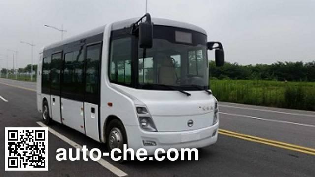 爱维客牌QTK6700HGEV1纯电动城市客车