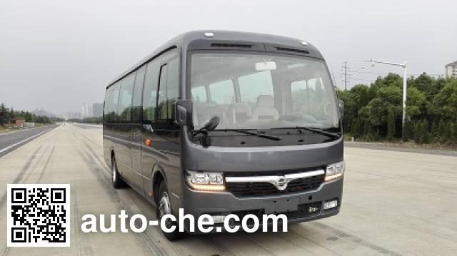 爱维客牌QTK6750HLEV1纯电动客车