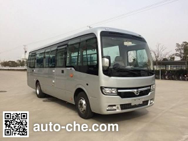 爱维客牌QTK6810BEVG4F纯电动城市客车