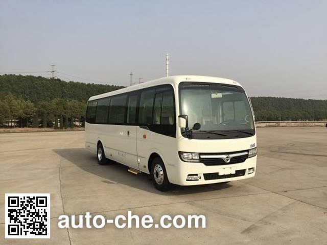 爱维客牌QTK6810BEVH3F纯电动客车