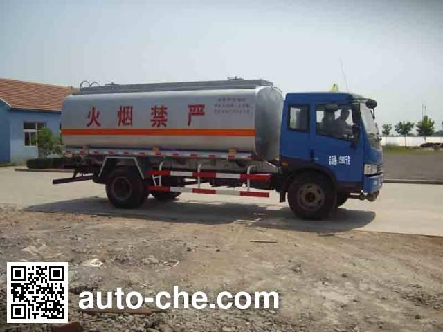 荣沃牌QW5160GHY化工液体运输车