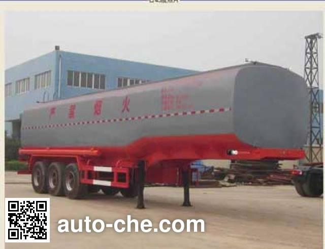 Longrui QW9404GYY oil tank trailer