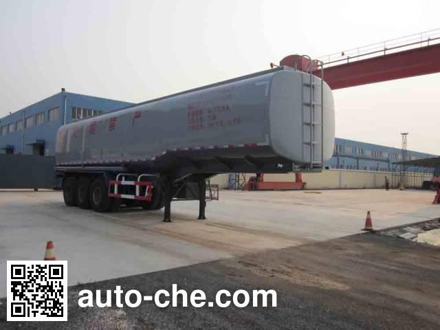 Longrui QW9409GYY oil tank trailer