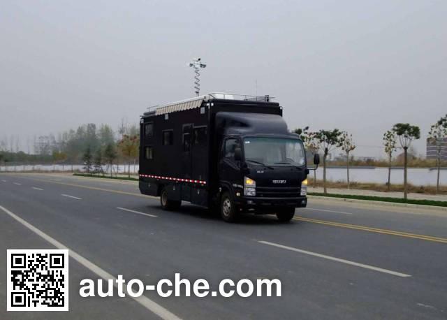 Qixing QX5090XKC investigation team car