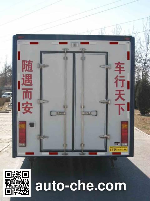 齐星牌QX9030TLJ旅居挂车