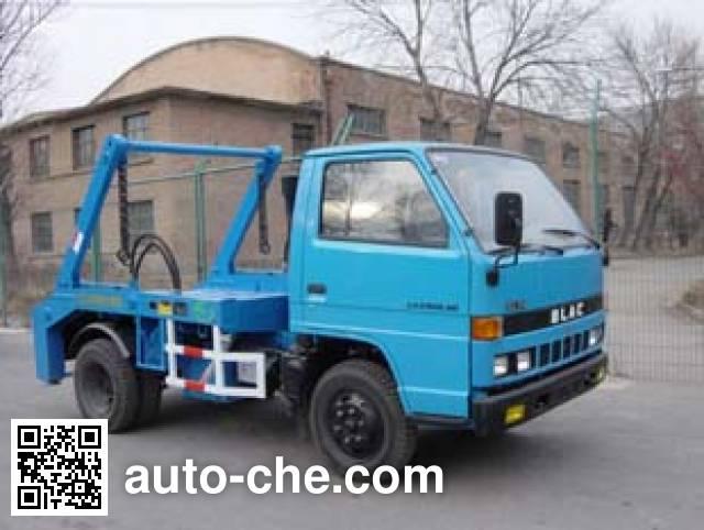 Jieshen QXL5040ZBS skip loader truck