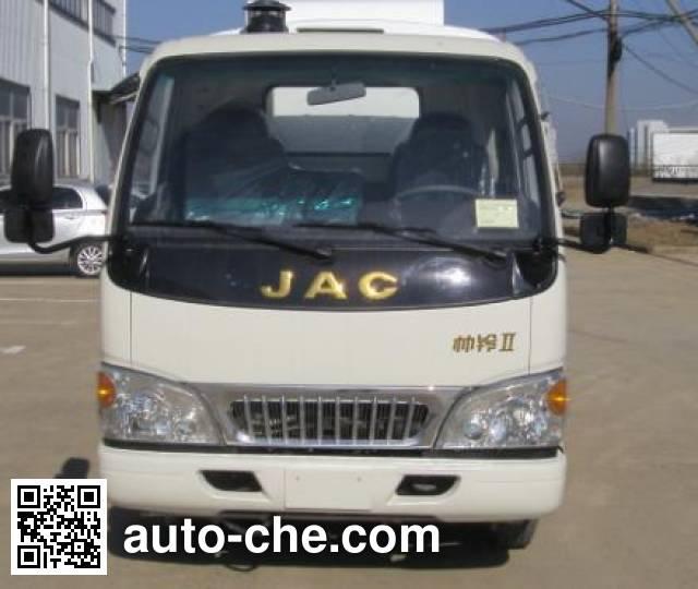 Zhongte QYZ5070ZZZ4 self-loading garbage truck
