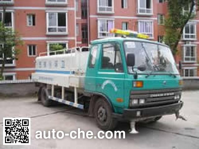 重特牌QYZ5080GSS洒水车