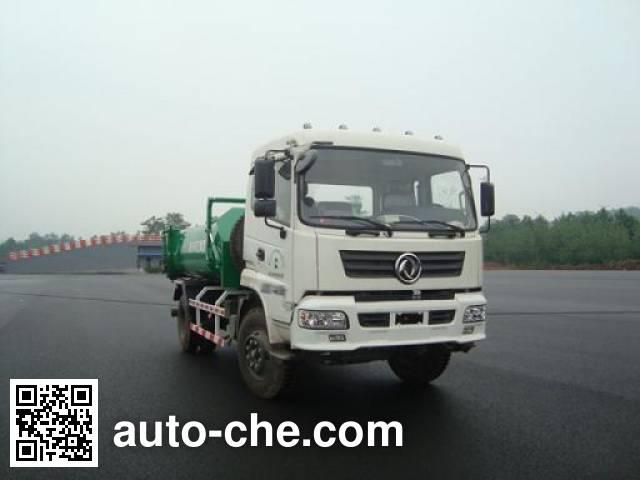 Zhongte QYZ5120ZLJ4 dump garbage truck