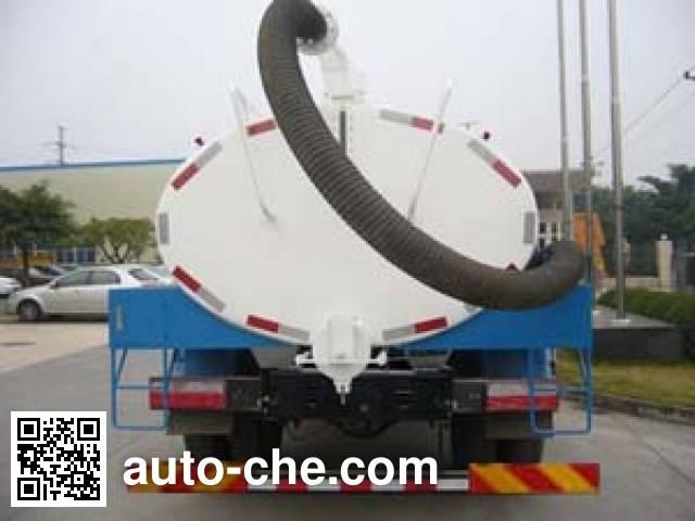 Zhongte QYZ5123GXE suction truck