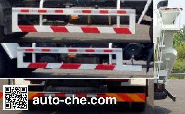 Zhongte QYZ5140GJB concrete mixer truck