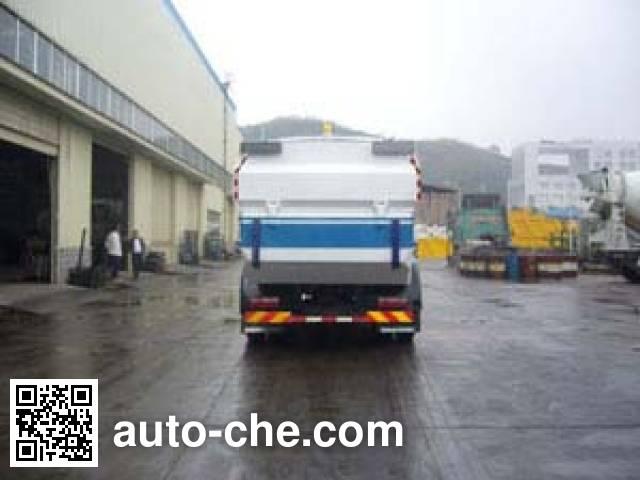 Zhongte QYZ5161GQX street sprinkler truck