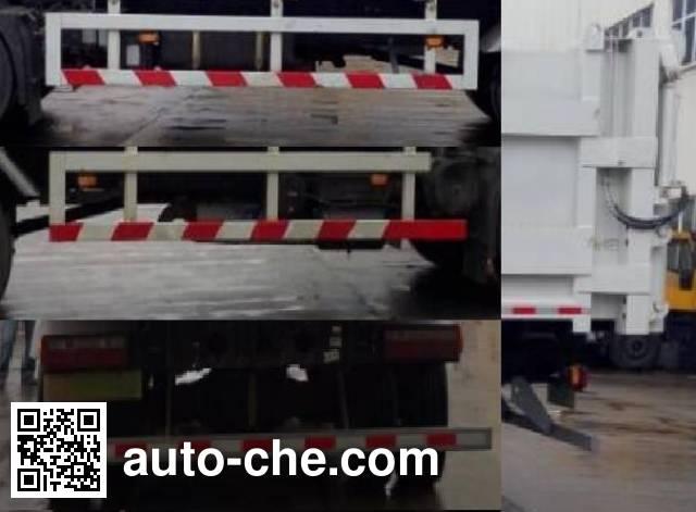 Zhongte QYZ5161ZYS4 garbage compactor truck