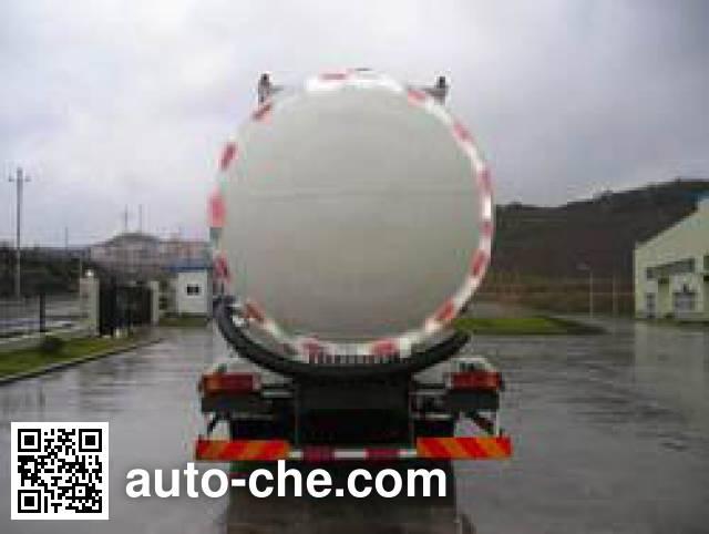 Zhongte QYZ5221GFL bulk powder tank truck