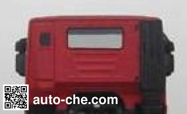 重特牌QYZ5250GSS4洒水车