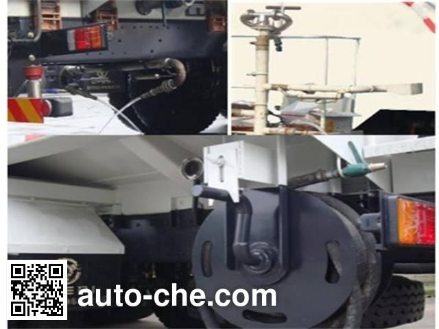 重特牌QYZ5250GSS5洒水车