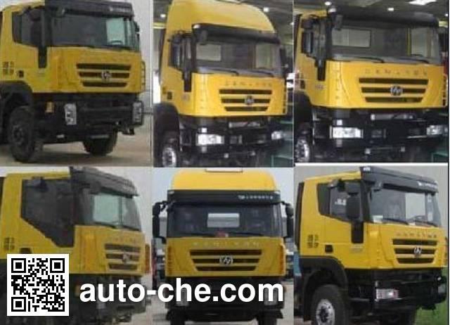 Zhongte QYZ5250TYH pavement maintenance truck