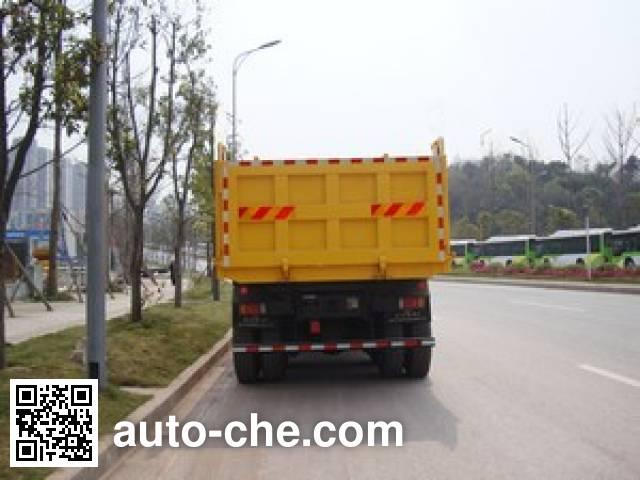 Zhongte QYZ5254ZLJHMG384 dump garbage truck